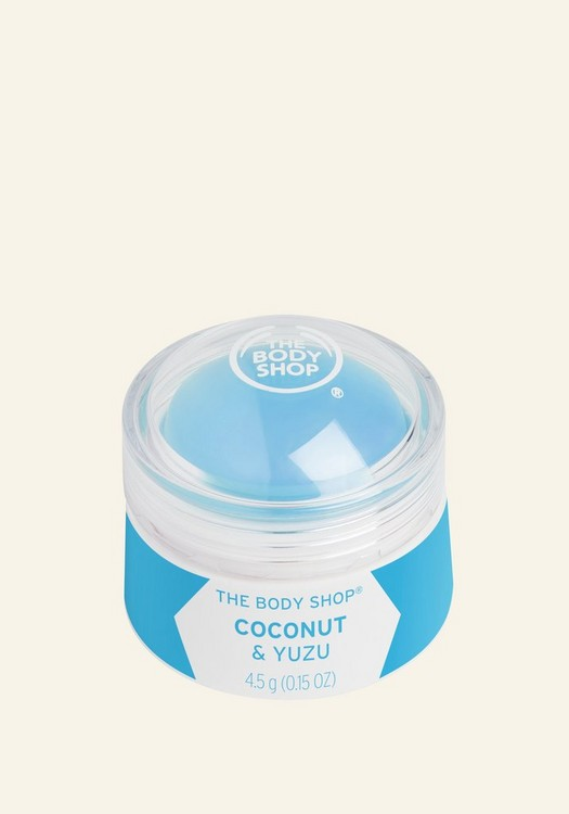 Coconut & Yuzu Fragrance Dome  4.5g