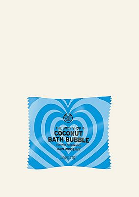 Coconut Fragranced Bath Bubble