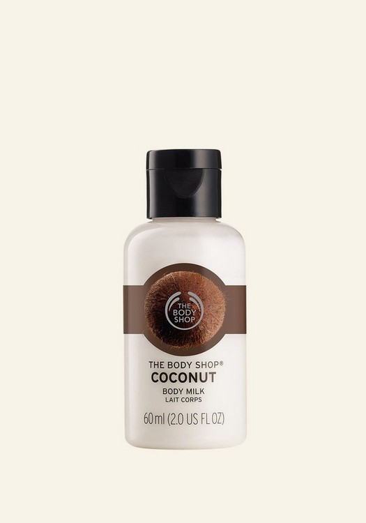 Coconut Nourishing Body Milk 60 ML