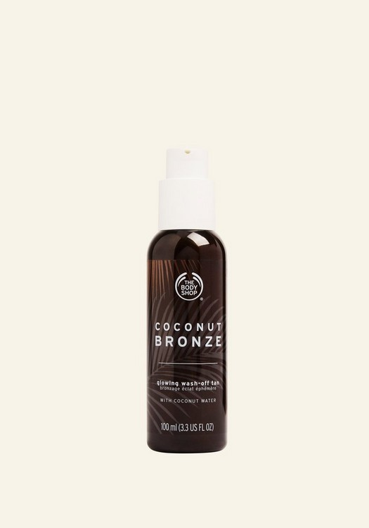 Coconut Bronze Glowing Wash-Off Tan 100 ml
