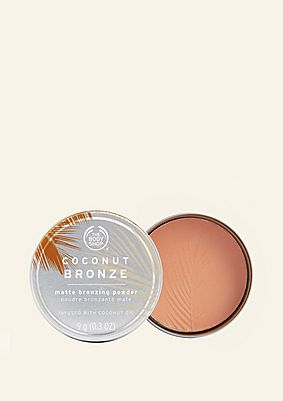 Coconut Bronze ™ Matte Bronzing Powder