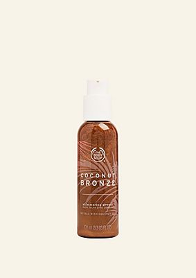 Coconut Bronze ™ Shimmering Dry Oil