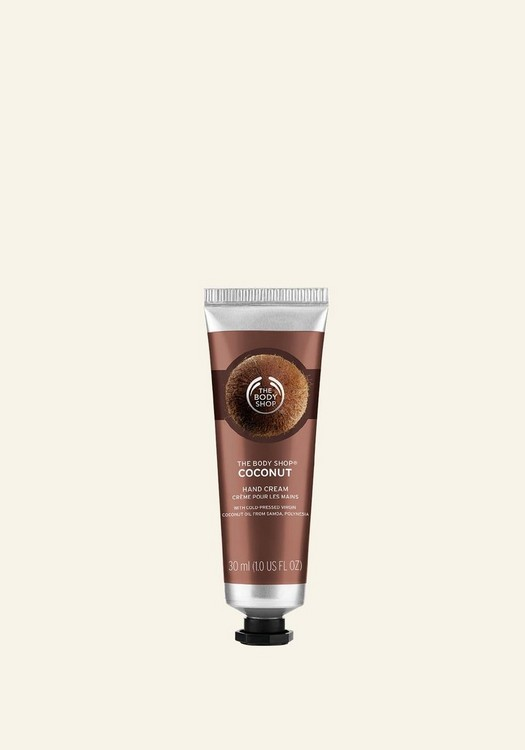 Coconut Hand Cream 30ml