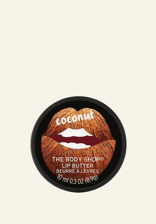 Coconut Lip Butter 10ml
