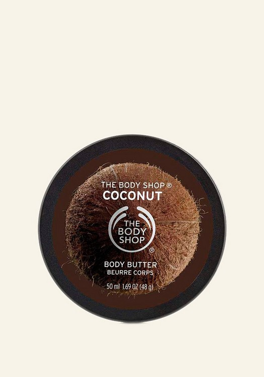 Coconut Nourishing Body Butter 50ml
