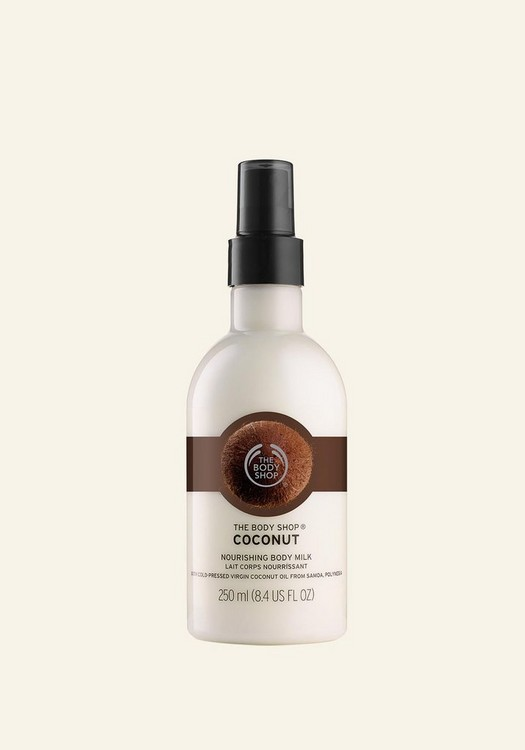 Coconut Nourishing Body Milk 250ml