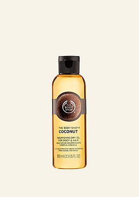 Coconut Beautifying Oil