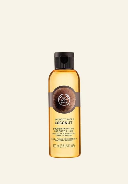 Coconut Nourishing Dry Oil For Body & Hair 100ml
