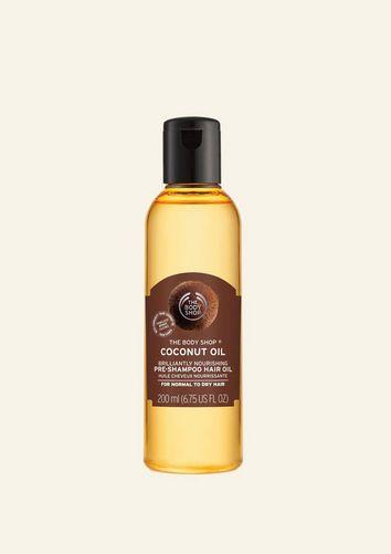Coconut Pre-Shampoo Haaröl