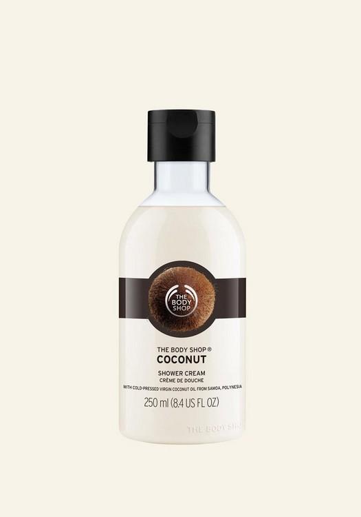Crème de Douche Noix de Coco 250ml