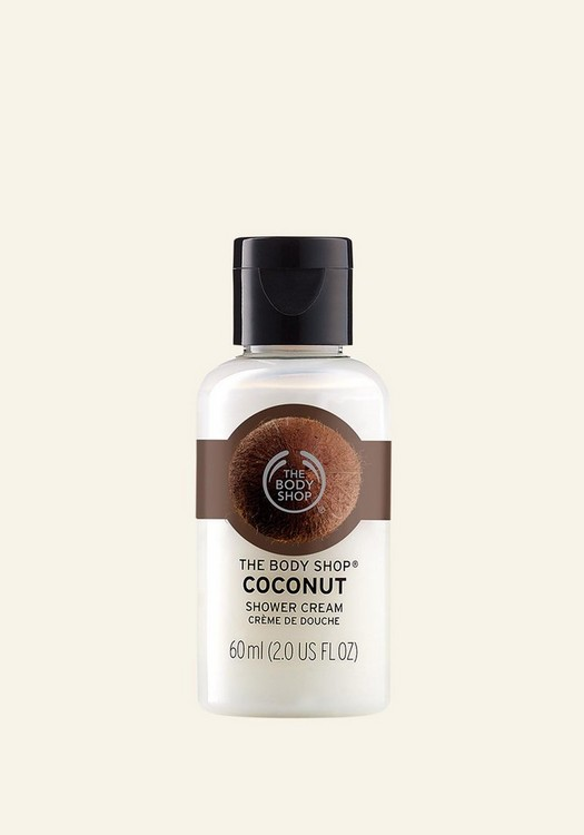 Coconut Shower Cream 2FLOZ