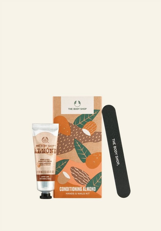 Conditioning Almond Hands & Nails Kit