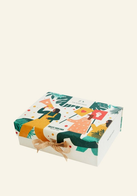 Create Your Own Christmas Big Geschenkbox