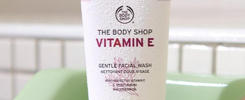 Vitamin E Gesichtsreiniger