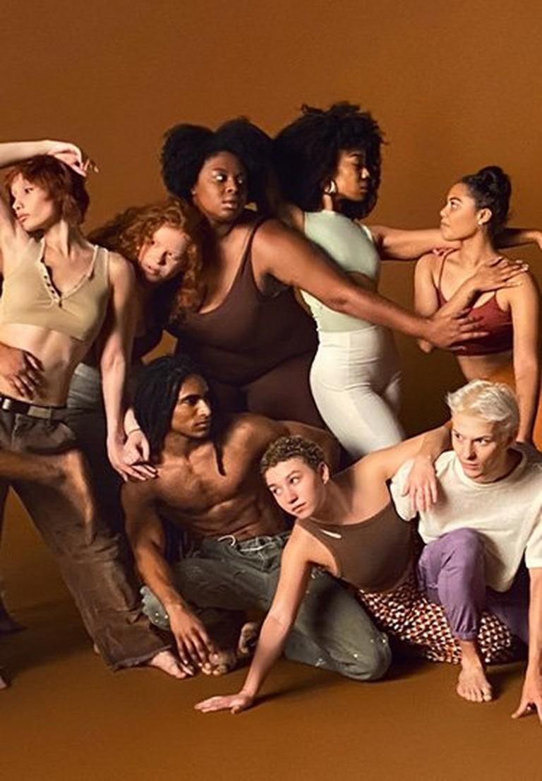 The Body Shop Dancers