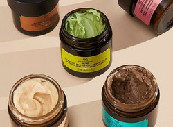 Gesichtsmasken von The Body Shop