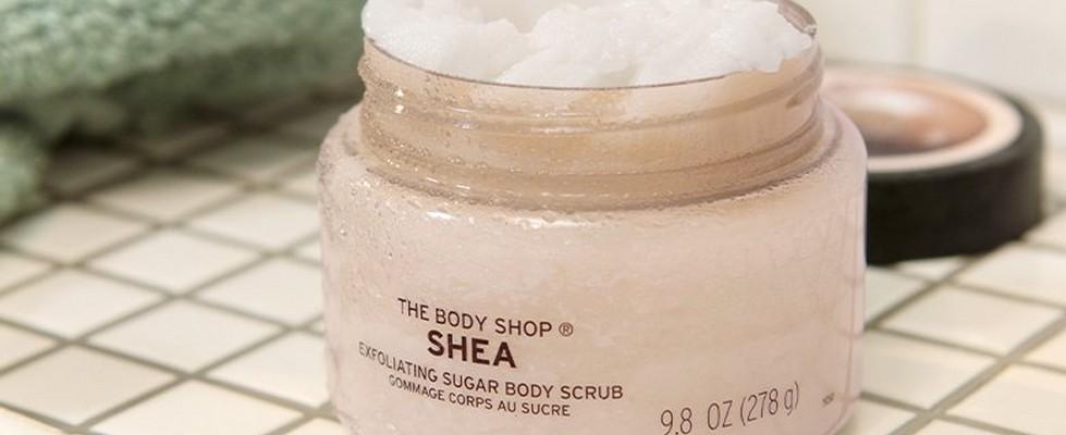 Shea body scrubs