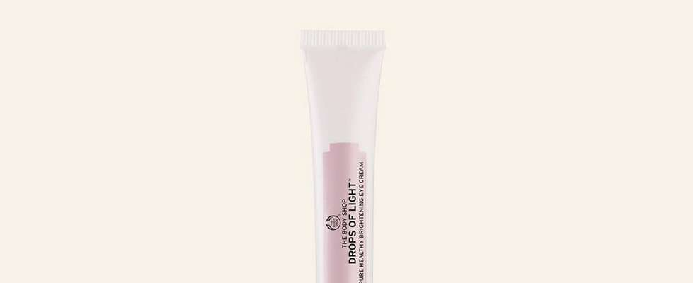 The Body Shop Drops Of Light Eye Cream