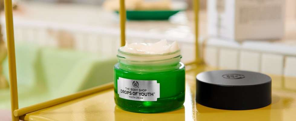 Crème Drops Of Youth The Body Shop
