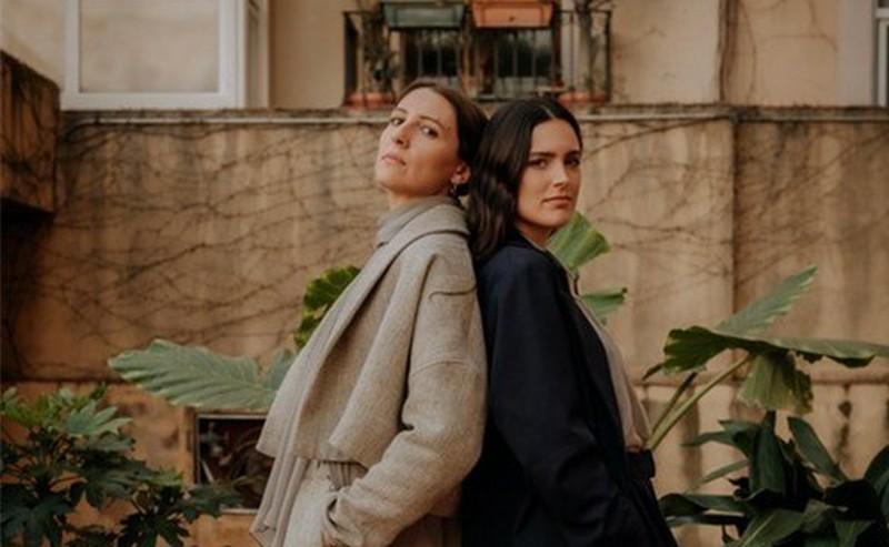 Activistas Marta y Sara, conocidas en redes como @Devermut