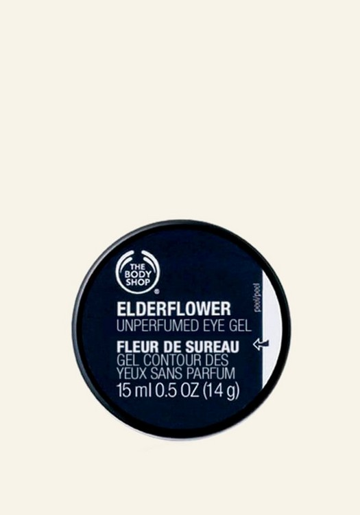 Elderflower Unperfumed Eye Gel 15ml