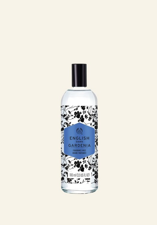 English Dawn Gardenia Body Mist 100ml