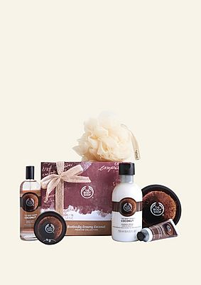 Exotically Creamy Coconut Premium Collection