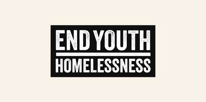 End Youth Homelessness Logo