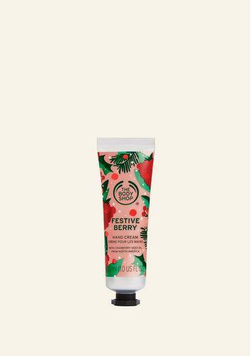 Festive Berry Hand Cream