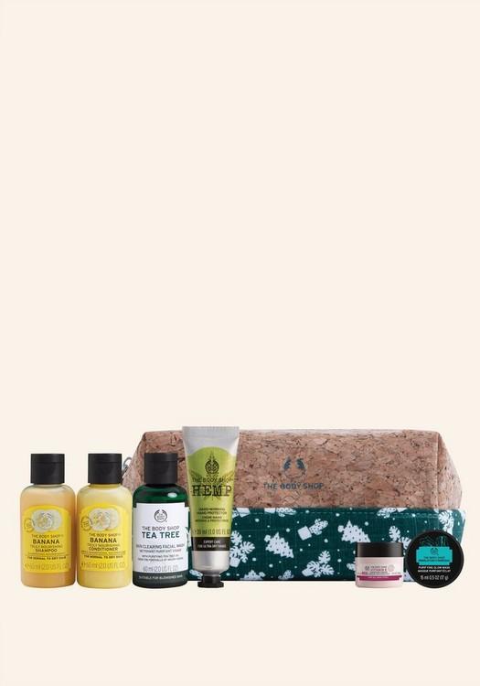Regalo Neceser The Best Of The Body Shop: Cuidado De La Cabeza A Los Pies