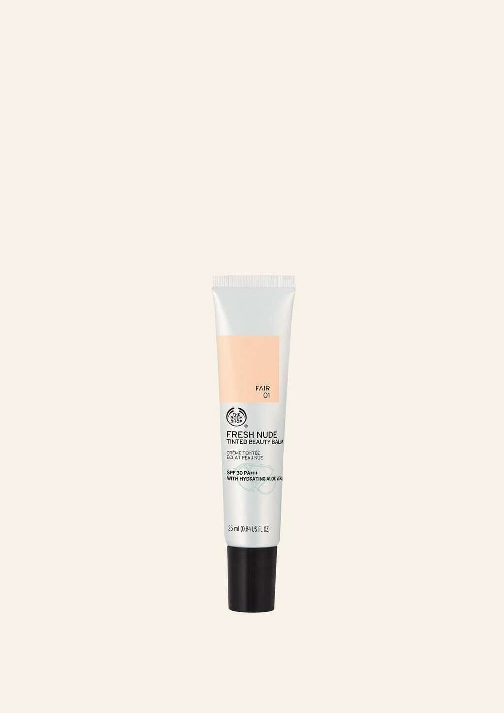 The Body Shop Fresh Nude Tinted Beauty Balm