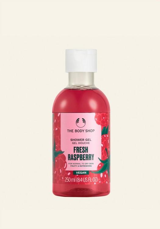 Fresh Raspberry Shower Gel 8.4 FLOZ