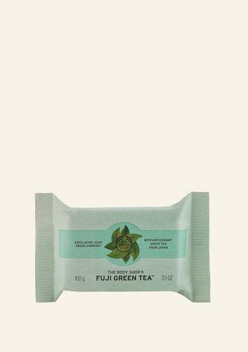Savon exfoliant Fuji Green Tea™