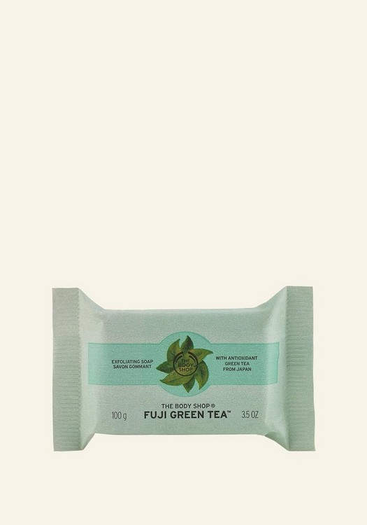 Fuji Green Tea™ Peeling Seife 100g