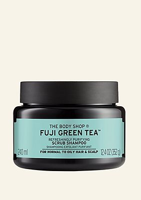 Champú Exfoliante Fuji Green Tea™