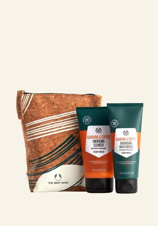 Gent's Energised Skincare Kit