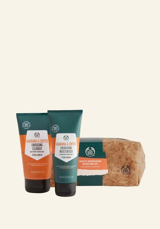 Gent's Energising Skincare Kit