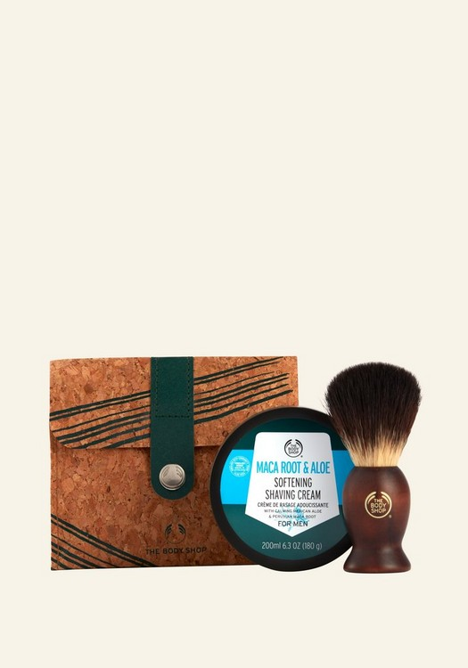 Gent's Soft Skin Shaving Kit