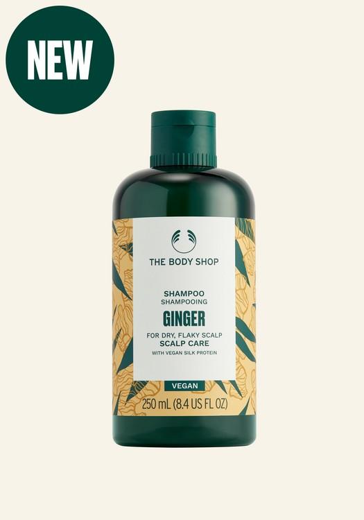 Ginger Scalp Care Shampoo 8.4 FL OZ