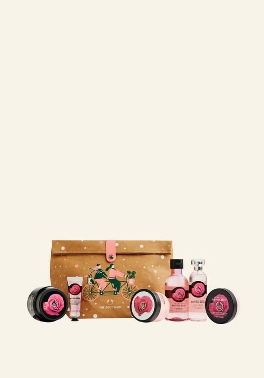 Glowing British Rose Ultimate Gift Bag