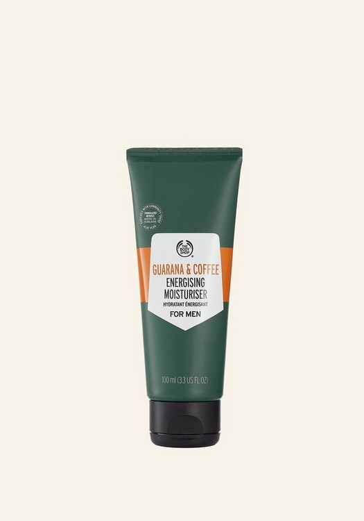 Guarana & Coffee Energising Moisturiser For Men 100ml