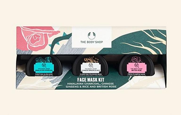 Mini Gesichtsmasken-Set