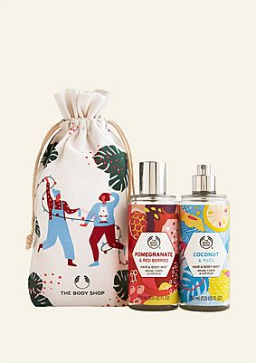 Hair & Body Mist Little Gift Sack