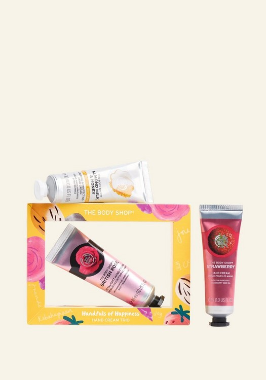 Handfuls of Happiness Hand Cream Trio 1 Piece