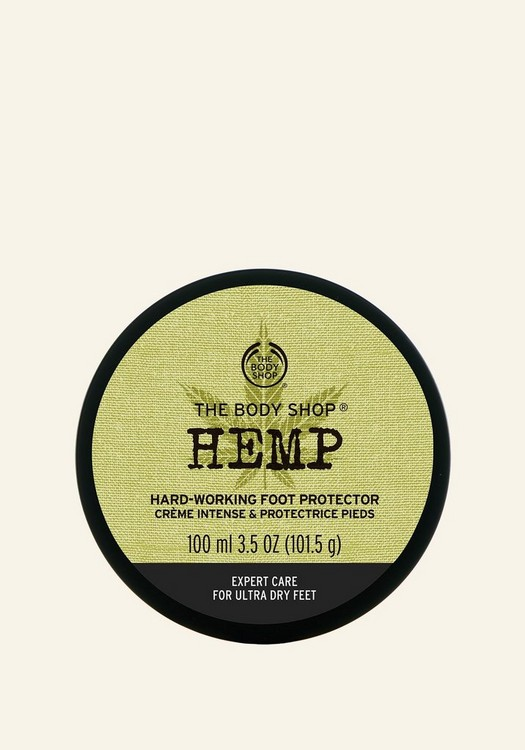 Hemp Hard Working Foot Protector 100ml