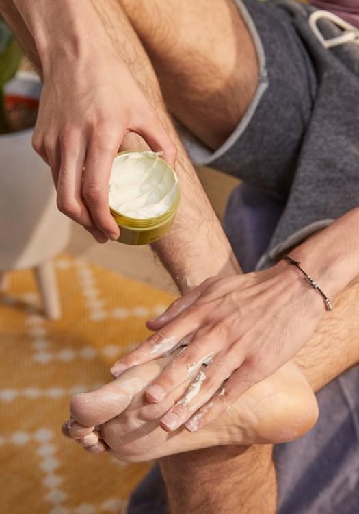 Die Body Shop® Hanf-Fußschutzcreme
