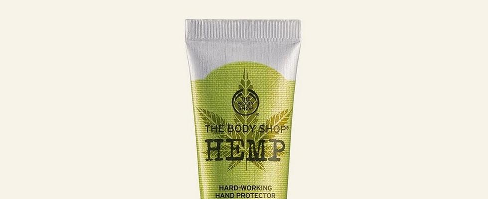 Hemp hand protector product