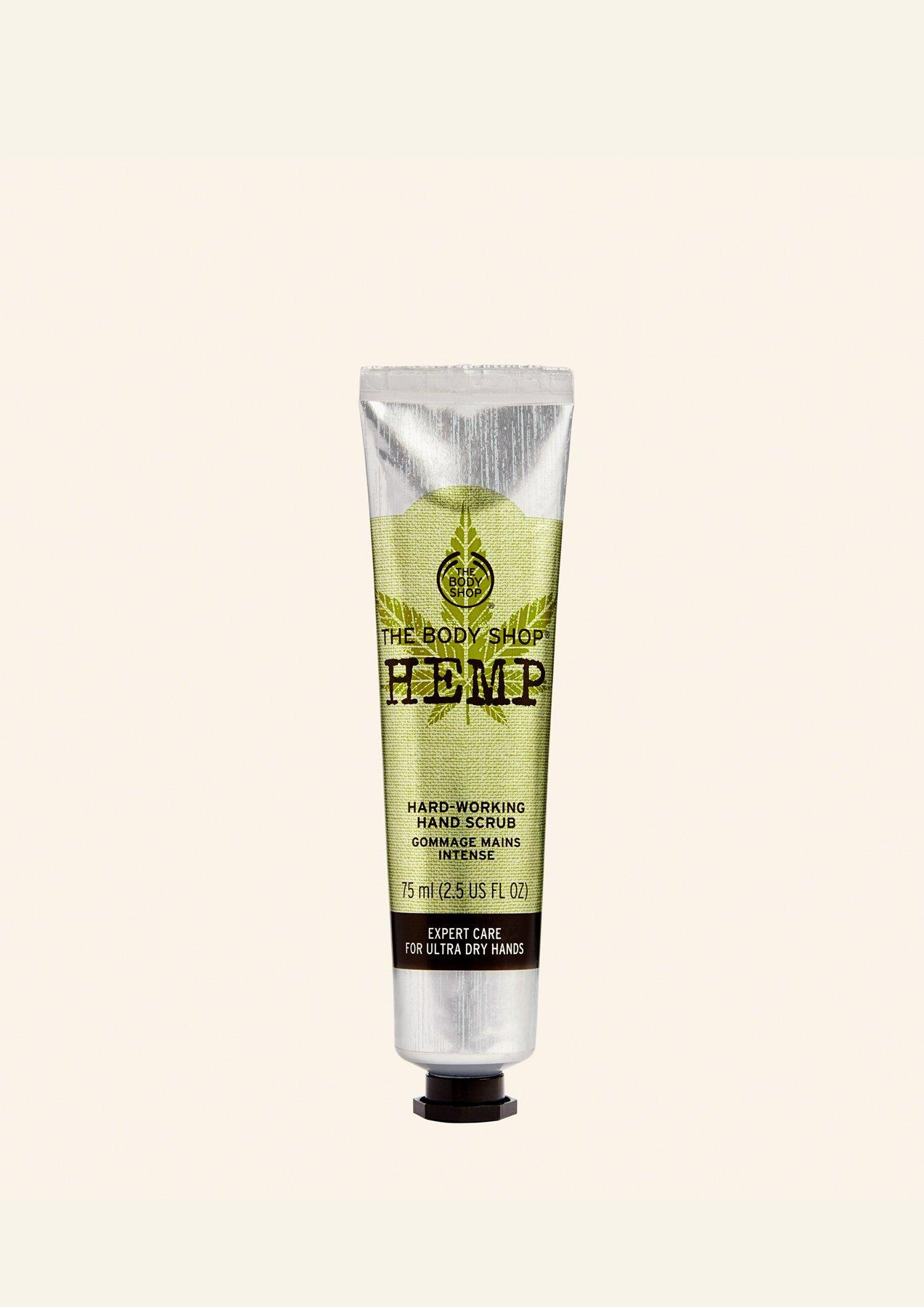 Hemp Hand Cream | Hemp Hand Protector | The Body Shop®