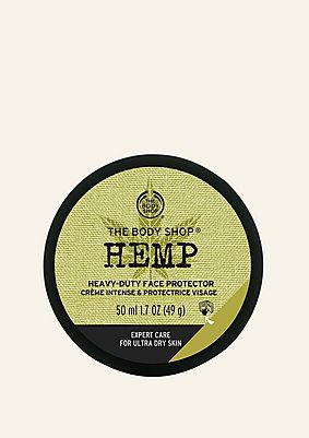 Hemp Heavy-Duty Face Protector