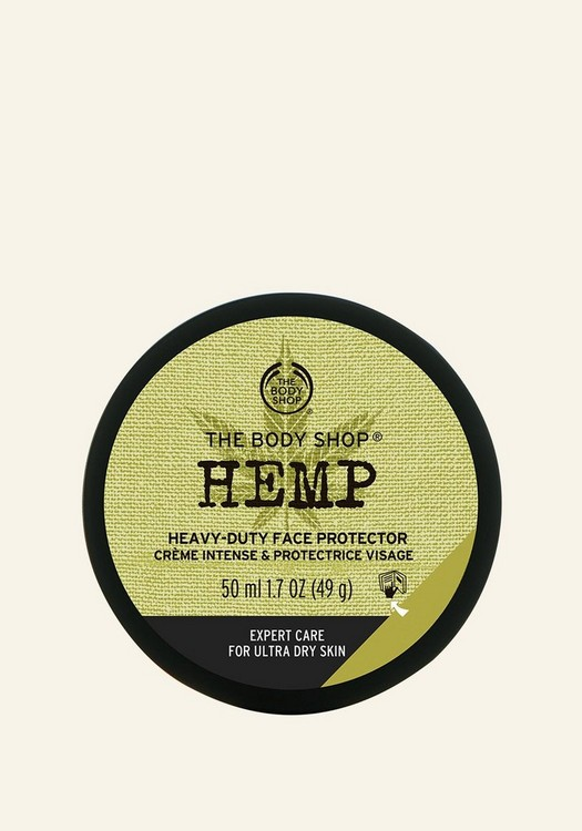 Hemp Heavy-Duty Face Protector 50ml